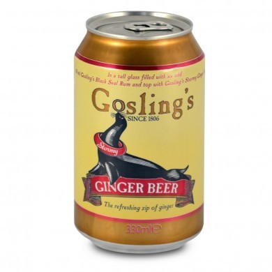 Gosling's Ginger Beer.
