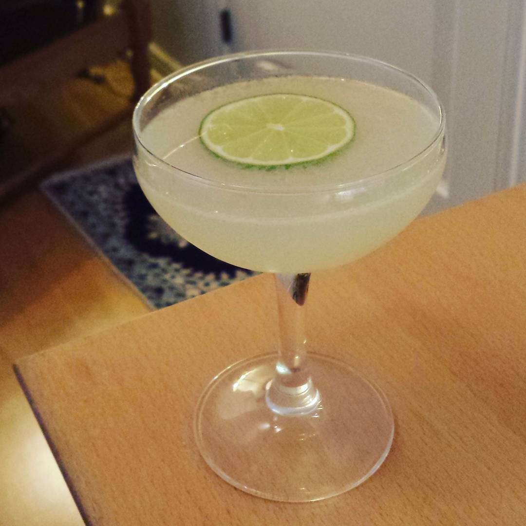 Cocktailen Daiquiri